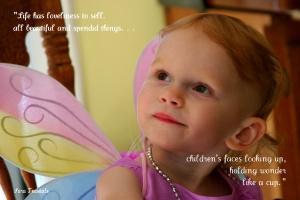 Zoë Alyson Calhoun - Two Years Old