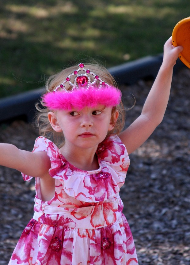 I am Princess Zoë!  You must grant my every wish!