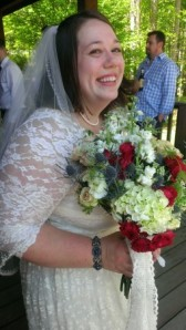 The Beautiful Bride:  Sarah Lisabeth Corcoran Calhoun